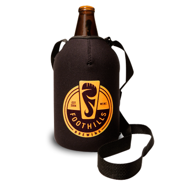 Foothills Growler Cozy