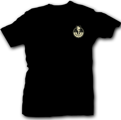 Foothills Tee – Black