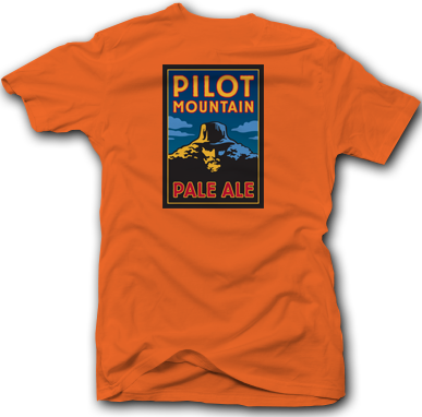 Pilot Mountain Pale Ale Tee