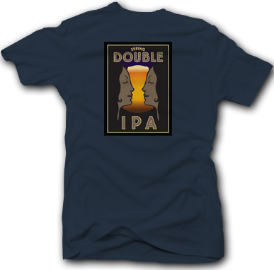 Seeing Double IPA Tee