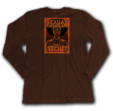 Sexual Chocolate Tee – Long Sleeve