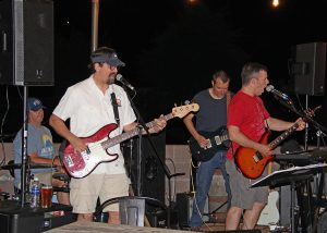 Chasing Daylight Band at Foothills Brewing