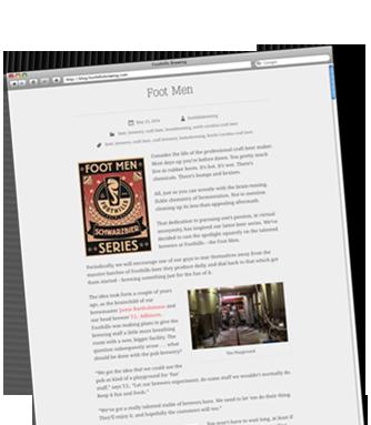 Foothills Blog