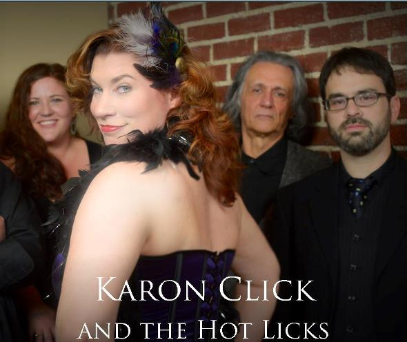 Karon Click and the Hot Licks