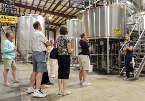 Winston Salem Brewery Tours