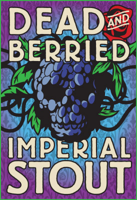 Dead and Berried Blackberry Imperial Stout