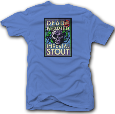 Dead and Berried Tee