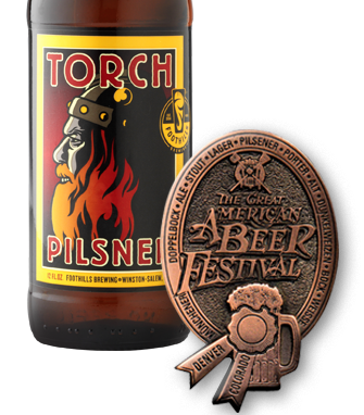 Torch Wins GABF Bronze