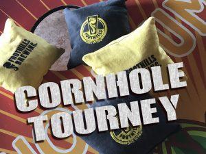 Cornhole Tourney at Foothills Tasting Room
