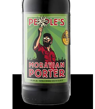 Moravian Porter