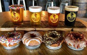 National Donut Day at Foothills Tasting Room