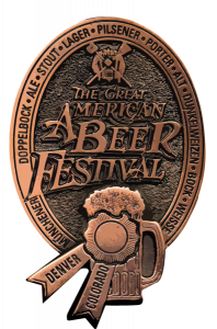 Great American Beer Festival Award Winner Torch Pilsner