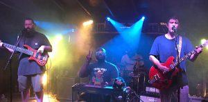 Marvelous Funkshun Live at the Foothills Brewpub Downtown Winston Salem