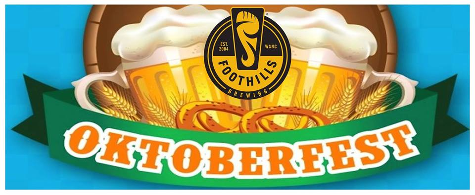Foothills Oktoberfest party and compettionition