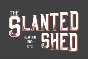 The Slanted Shed Food Truck at the Foothills Tasting Room