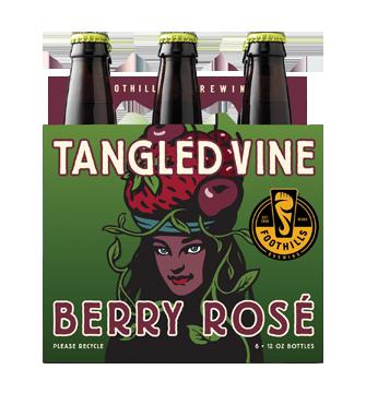 Tangled Vine Berry Rosé Ale