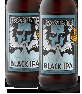 Frostbite Black IPA