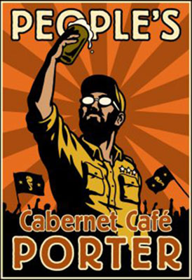 People's Cabernet Café Porter