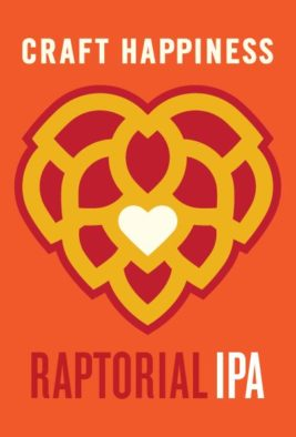 Craft Happiness Project – Raptorial IPA