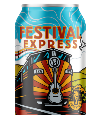 FESTIVAL EXPRESS JUICY IPA