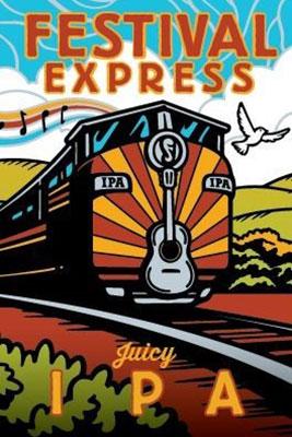 Festival Express Juicy IPA